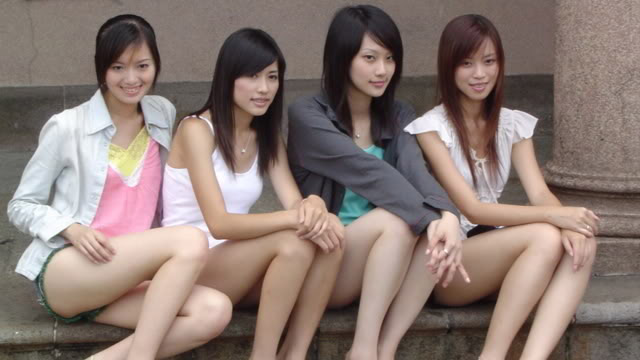 hong kong girls